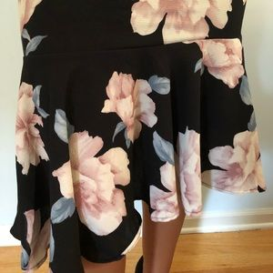 Lulu's Dresses - Lulus Floral Midi Dress
